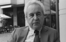 Entrevista con John Banville: A great fucking writer