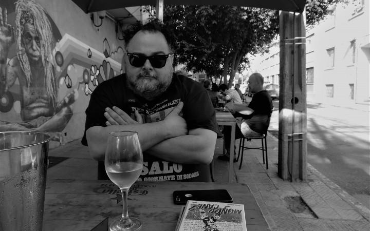 Álvaro Bisama: «Mi pregunta es por qué nos demoramos tanto en escribir un libro biográfico sobre Pablo de Rokha»