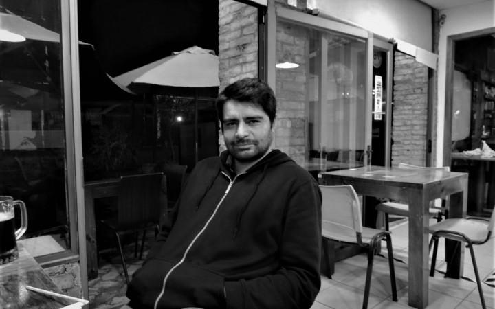 """Eduardo Plaza: """"Ser pobre y de provincia te obliga a ser creativo desde la precariedad"""""""